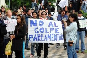 Dr. Rosinha Paraguai golpe parlamentar orquestrado