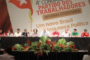 Um congresso a favor da democracia e do socialismo